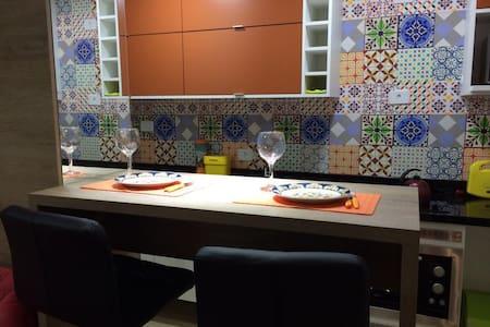 Conforto, Segurança, estacionamento,  Co-Working - Curitiba - Apartamento