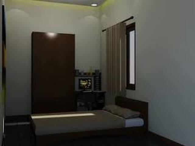 kamarquw nyaman - West Jakarta - Haus