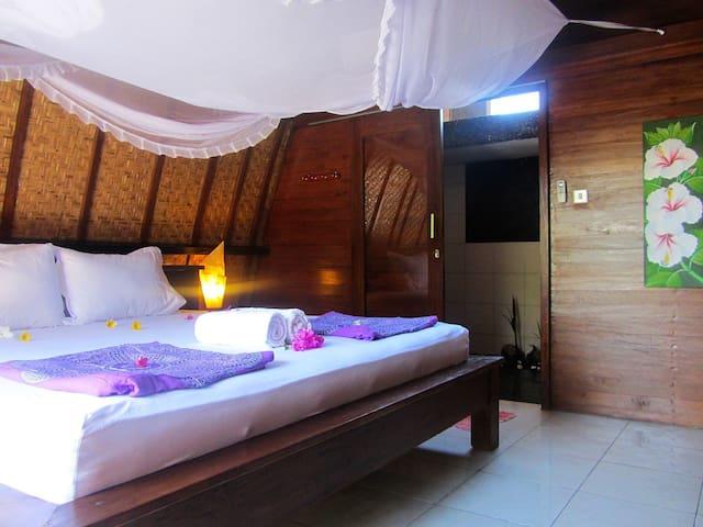 RUMAH CAHAYA live our Dream!!! - Gili Trawangan - Bed & Breakfast