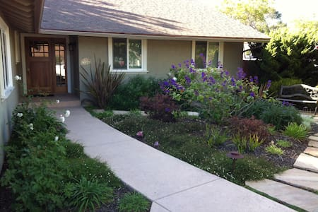 Comfy 2 Bedrm + Use of Lovely Home - Goleta - Σπίτι