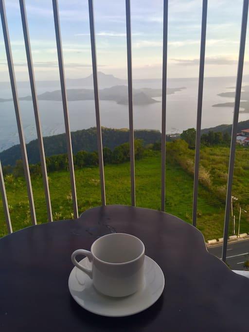 Tasl Volcano View