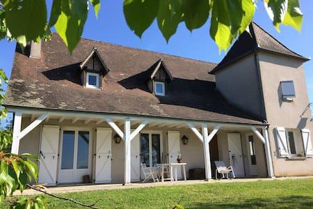 Agréable maison, région très touristique, Dordogne - Vayrac - 独立屋