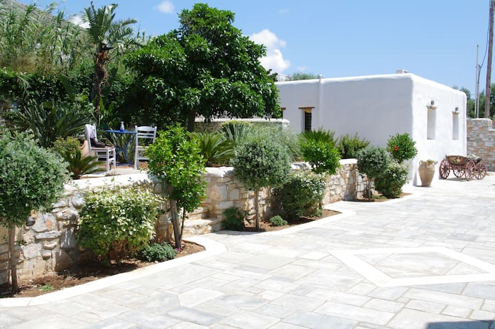 Guesthouse with  swimming pool - Paros - Stuga
