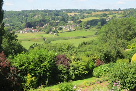 A room with a view across beautiful Avon Valley