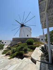 Bella Vista Windmill Apartment - Artemonas