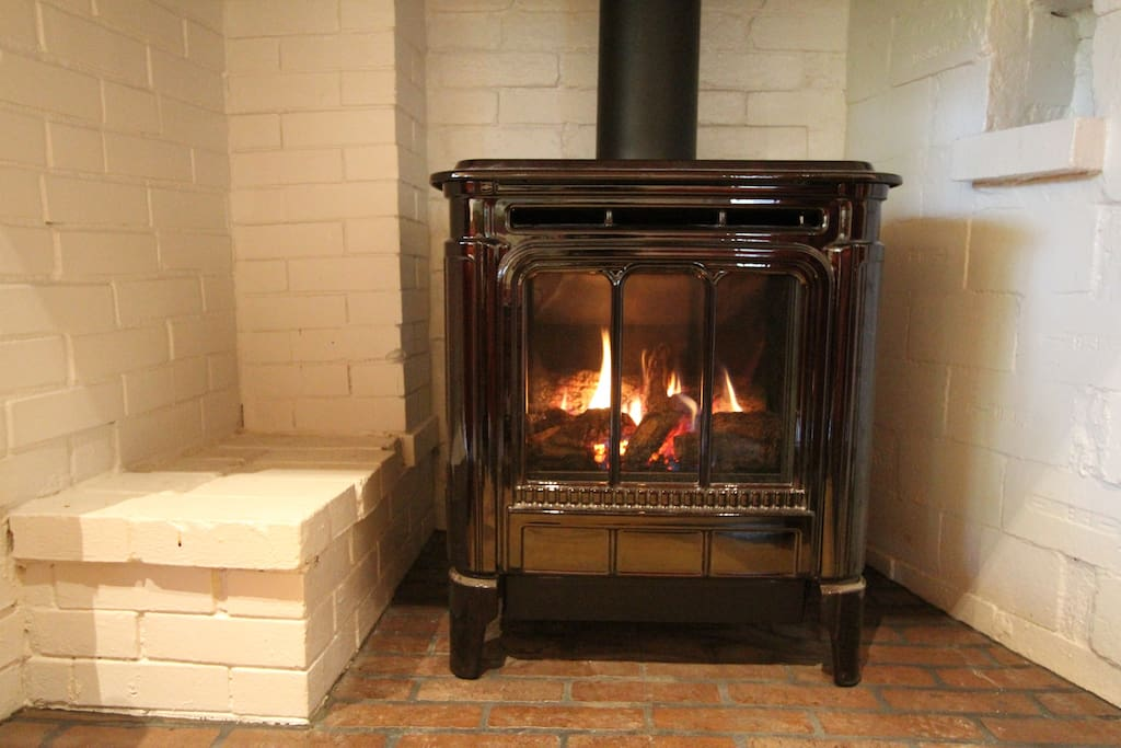 Fireplace/Stove