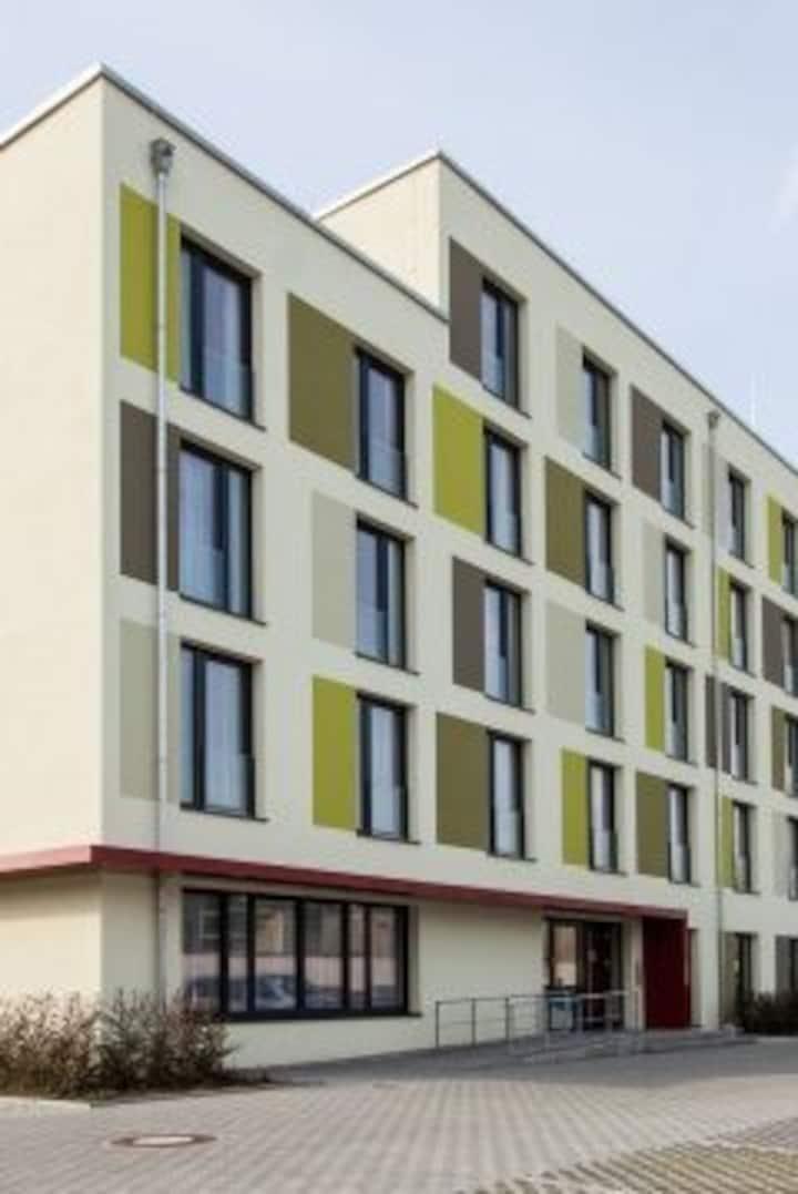 Modernes Einzelzimmer Apartment Dieburg