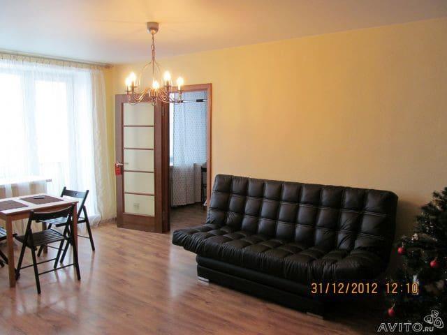 Уютная 2-х км. квартира в центре - Nižni Novgorod