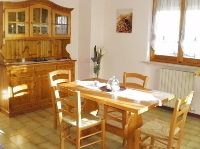 Apartment  Bricco della Zerba - Ponzone - Apartemen