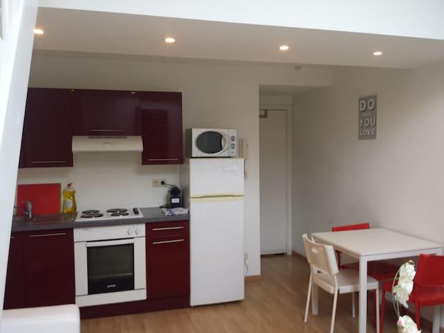 duplex in the centre - Bruxelles - Wohnung