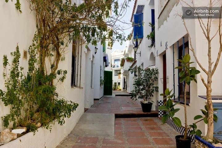 Apartamento Port Aiguadolç (Sitges) - 錫切斯 - 公寓