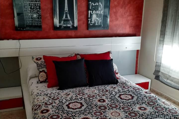 Authentic Spain  apartamento céntrico en Lliria.
