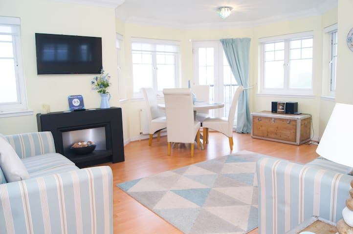 Seafront paradise perfect for business or pleasure - Troon - Apartament