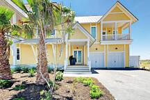 You're just steps from the boardwalk and the beach -- have your toes in the sand in no time!
