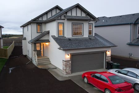 Minutes from Edmonton - Spruce Grove - Bed & Breakfast