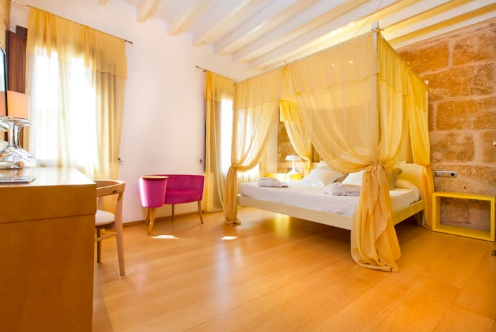Double Luxe at Hotel Cas Ferrer Nou