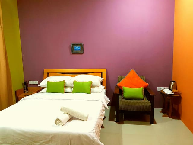 Coral Retreat Maldives - Huraa - Bed & Breakfast