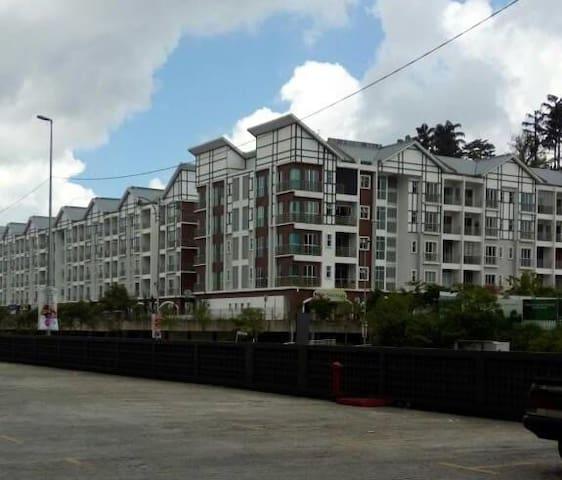 Primark 2 Holiday Apartment Cameron Highlands