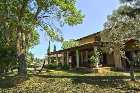 Villa il Turchetto - Saturnia - Manciano