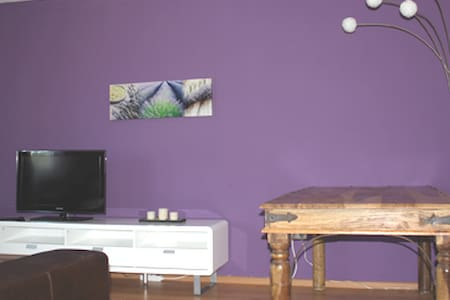 gallery-flat close to the airport - Buch
