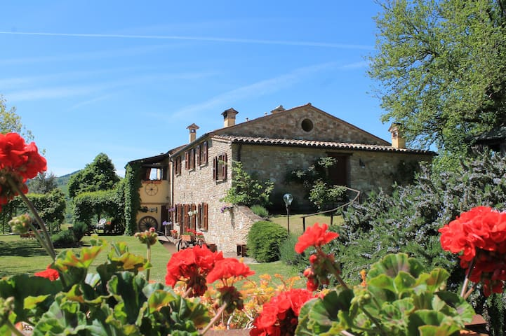 """Bilocale """"Volpe"""" in Country House. Panoramico!"""