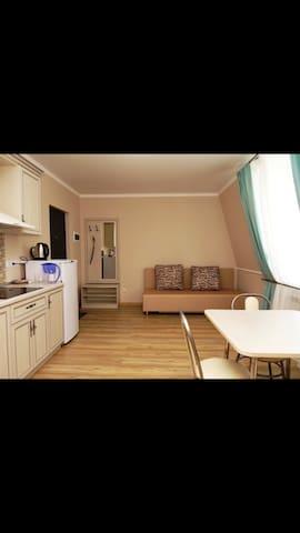 Квартира на территории санатория Парус