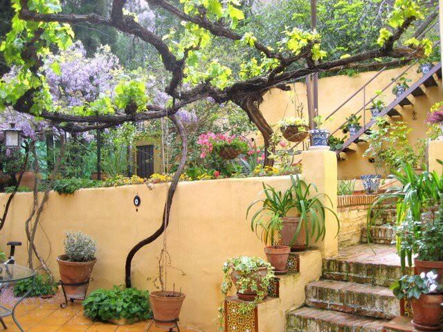 ALBAICIN STUDIO WITH GARDEN  - Granada - Apartment