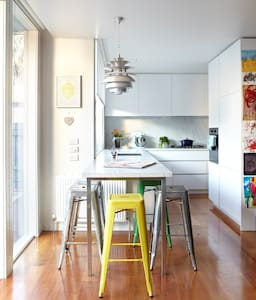 Architect Designed Beach house - Port Melbourne - Port Melbourne - Casa