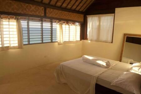 Bingin beach house oceanview Room 4