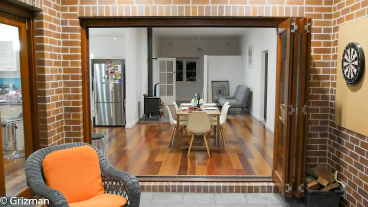 Victoria House - Family and pet friendly