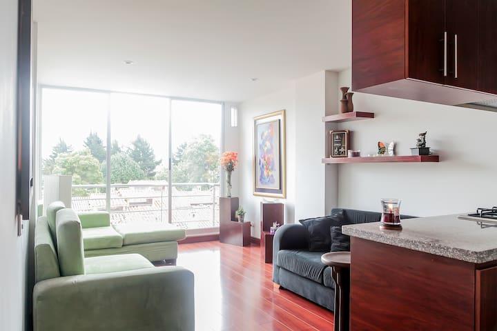 Apartamento/Suite en Bogotá Norte - Bogota - Apartment