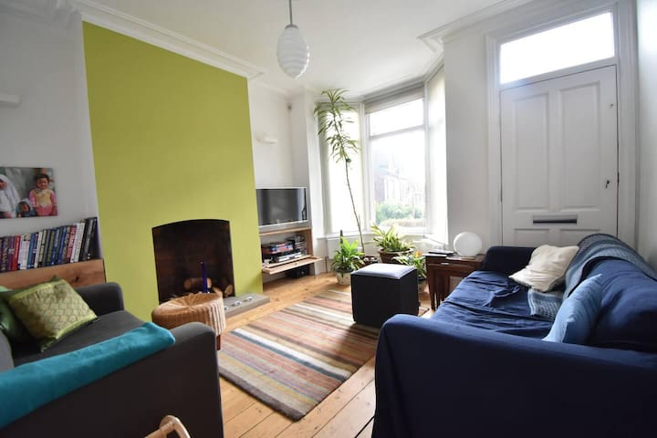 Stunning 2 Bed house next to Endcliffe park