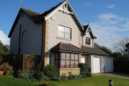 3 bed house near major golf courses - Symington - Casa
