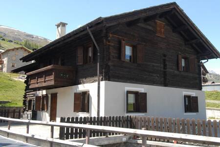 House Baita Guana 4 persons  - Livigno