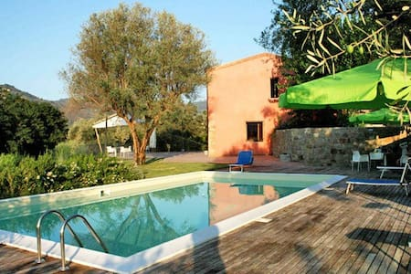 CASA DEGLI ULIVI - Farmhouse - Rocca di Capri Leone