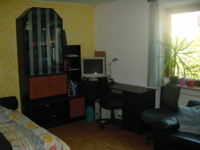 Large room in qiet location - Münih - Ev