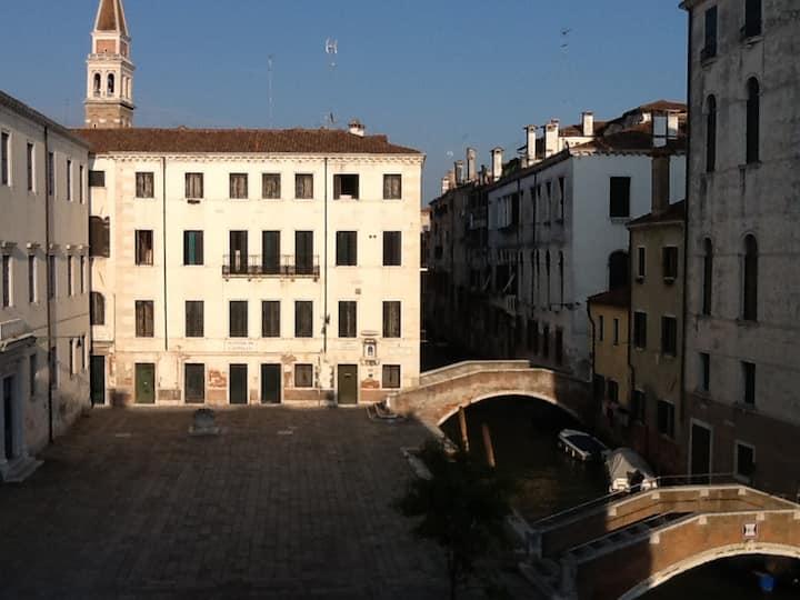 Design apartament in Venice