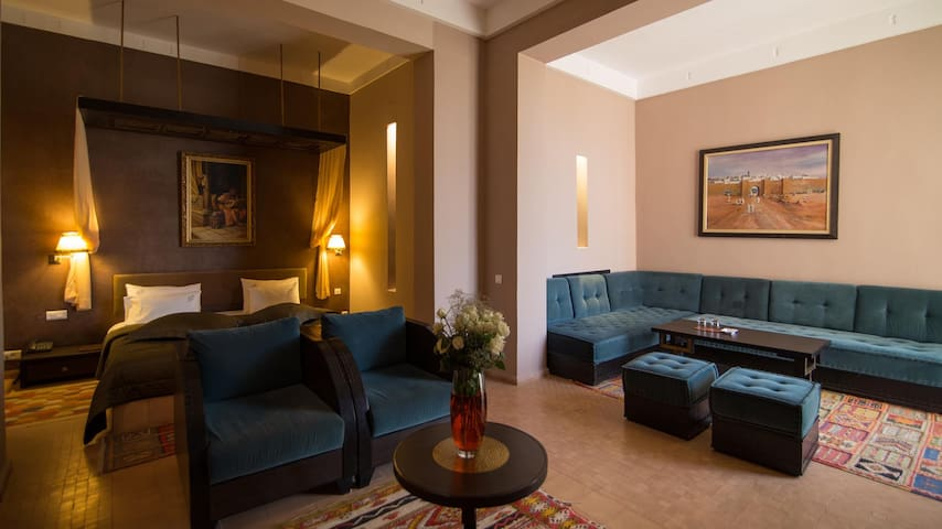 Tilleli Suite Deluxe Kasbah Agounsane - Marrakesh - Penzion (B&B)