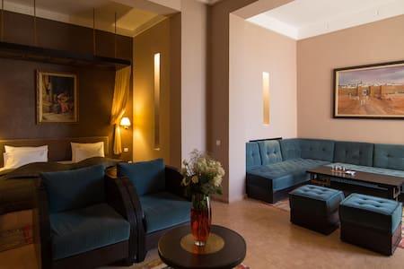 Tilleli Suite Deluxe Kasbah Agounsane - Marrakesch