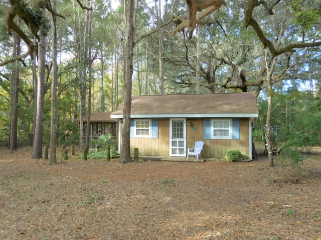 Charming Edisto Island Cottage for monthly rental