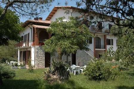 Apartment with kitchen and balcony - Castiglione Del Lago