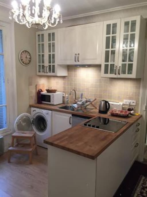 Nice kitchen - fully equipped