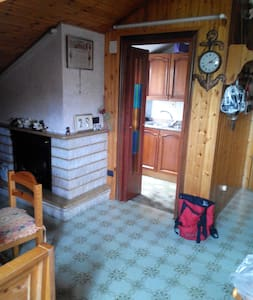 Lo chalet di collina - Villa Pigna