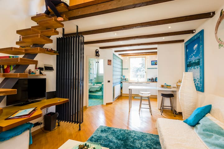 Bologna Best Bed : feel at home - Bologna - Apartment