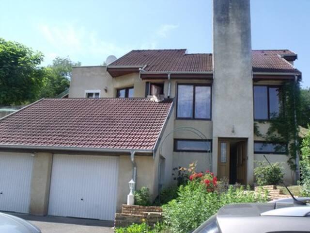 Maison proche de la véloroute