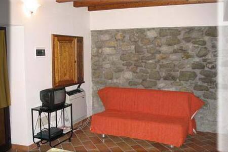 Stanza privata a Stiava in chalet - Stiava