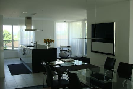 grosses Zimmer in ruhigem Quartier - Muri - Leilighet