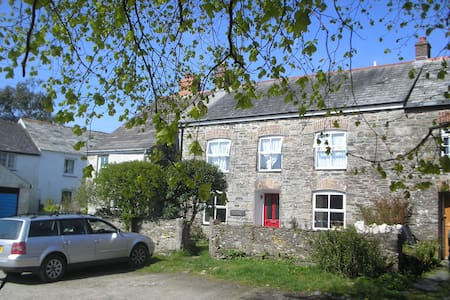 Tregoodwell Cottage, North Cornwall - Camelford - Maison