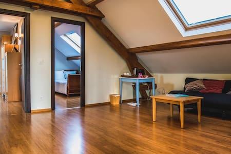 Chambre privée en étage séparé - Yutz