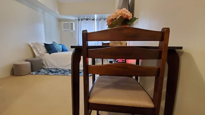 Clean Spacious Studio at Avida Tower 2, Davao City